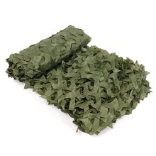 2*3M Camouflage net Camo Outdoor Hunting Camping Military Photography net Sun Shelter Jungle Blinds Car-covers Net