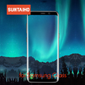 Suntaiho Tempered A50 Glass For Samsung Galaxy S8 S9 Plus A30 A50 Screen Protector For Samsung A7 2018 S7 A8Plus Tempered Glass