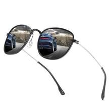 Luxury Women Mens Sunglasses Fashion Round Lady Retro Vintage Brand Designer Oversized Female oculos gafas