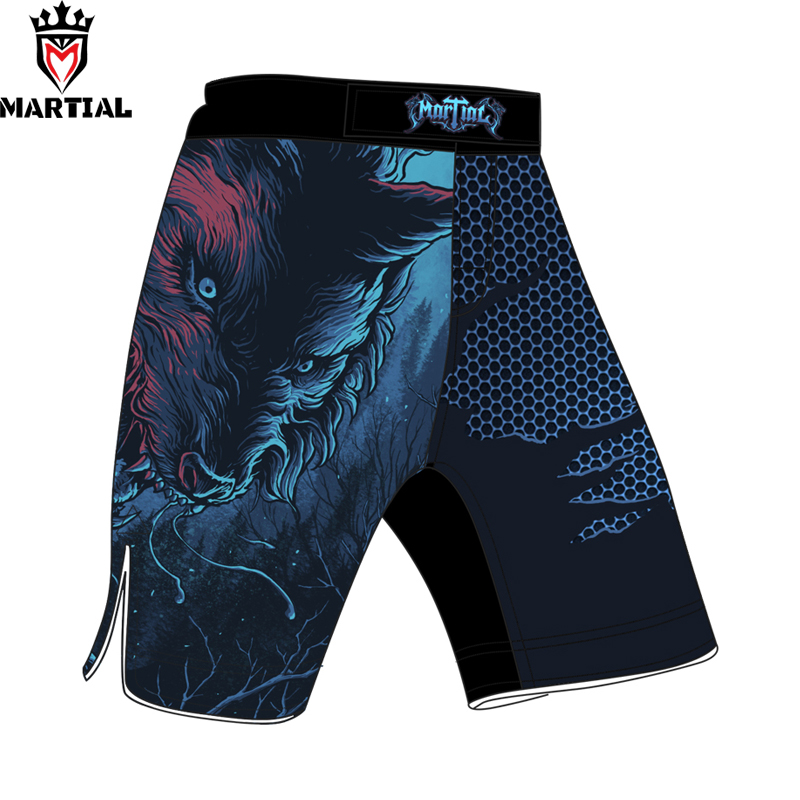 Martial: Winter is coming Original design MMA fight shorts fitness short mma combat grappling trunks rollho mma shorts men s kick boxing trunks mma shorts fitness gym bjj shorts mma combat training board short mma