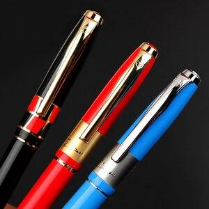 Image 5 - Picasso 923 BRAQUE Roller Ball Pen mit Tinte Refill, glück Drei Farbe Geschenk Box Optional Büro Business Schule Schriftlich Geschenk Stift