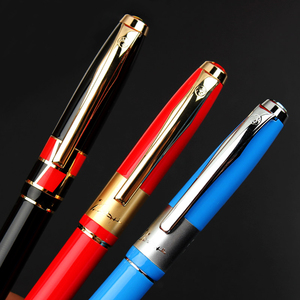 Image 5 - Picasso 923 BRAQUE Roller Ball Pen with Ink Refill, Lucky Three Color Gift Box Optional Office Business School Writing Gift Pen