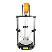 Geeetech Rostock Mini G2 Pro 3D Принтер Автоматическое Выравнивание Все Металл Delta Печать DIY Комплекты Высокая Resolusion