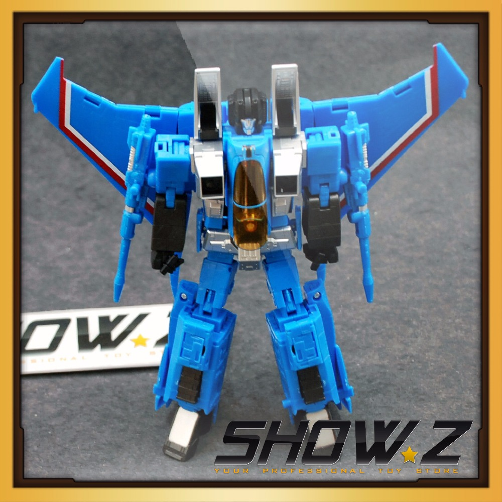 [Show.Z Store] YM 02 MP11T Thundercracker TC BBQ BB7 Transformation Masterpiece 2017 Reissue managing the store