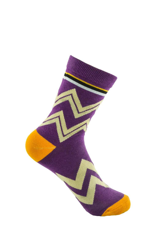 2018 новые стильные модные цветные хлопковые теплые мужские бейсбольные дышащие впитывающие счастливые носки с волнистыми полосками Классические носки 5 цветов