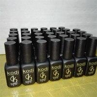 Esmalte de uv Gel Matte Herramientas Del Arte Del Clavo Mate laca UV LED Empapa de Top+base Capas de Barniz de Nail polis