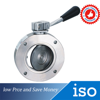 G1-50 Carbon Steel Butterfly Valve