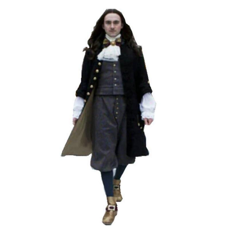 ML 17 Custom Made 18 Century medieval Men s set Gothic England Style Costume