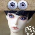1Pair Doll Accessories Acrylic Round Eyeball 12MM 14MM 16MM BJD Doll Eyes