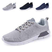 JYRhenium Breathable Running Shoes Antiskid Jogging Walking Shoes Slip On Lightweight Outdoor Mountain Sport Shoes For Male