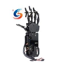 Robot Mechanical Arm Claw Humanoid Right Hand Five Fingers with Servos for Robotics DIY Assembled
