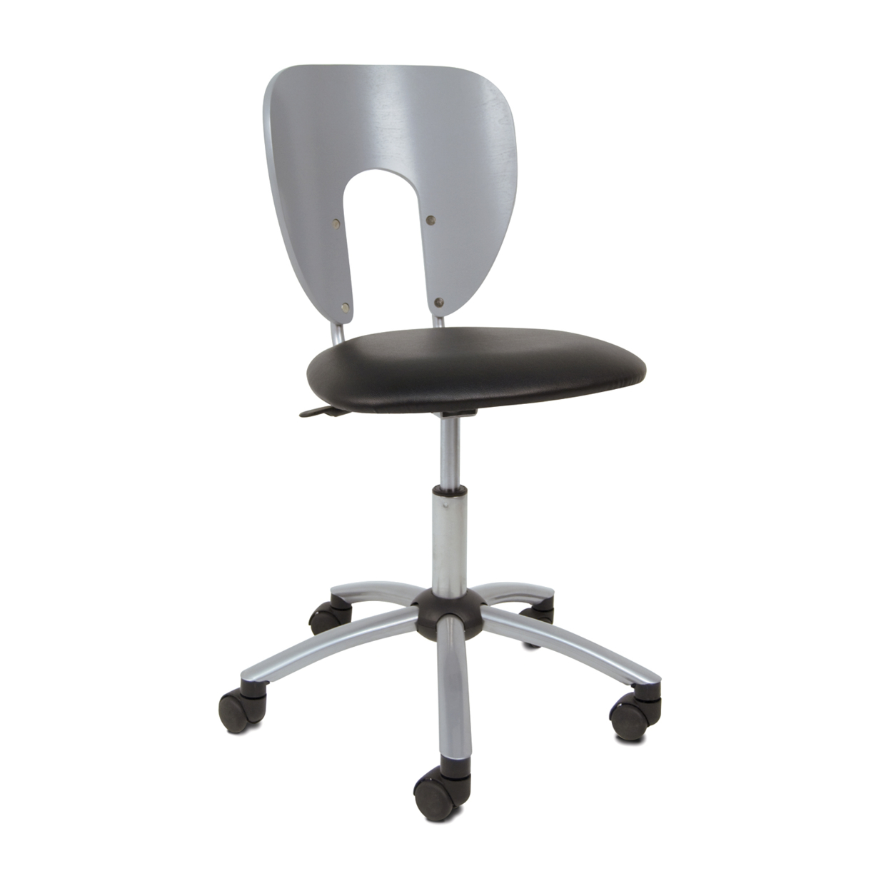 Offex Home Office Futura Chair - Silver