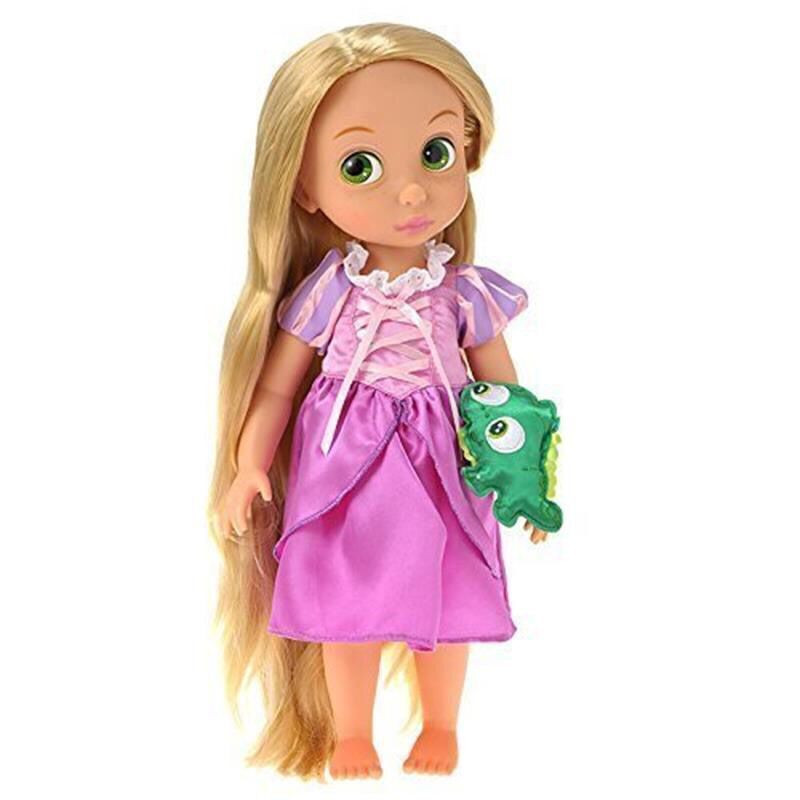 Toys & Hobbies Generous 1pieces/lot 40cm Pvc Big Princess Rapunzel Doll Edition Joints Can Move Toys Holiday Gifts Christmas Gift Girls Toys