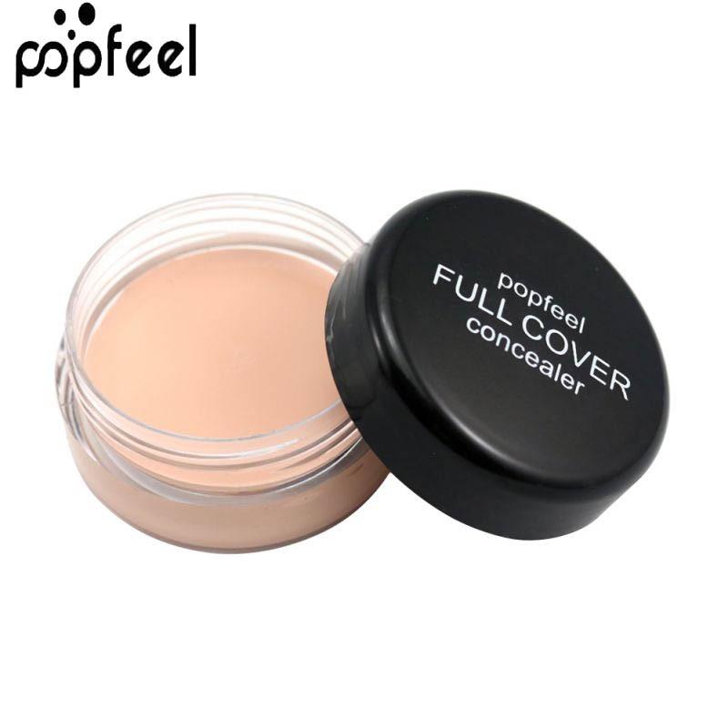 Dölj Blemish Face Eye Lip Creamy Concealer Stick Make-up Concealer Cream Foundation Cover