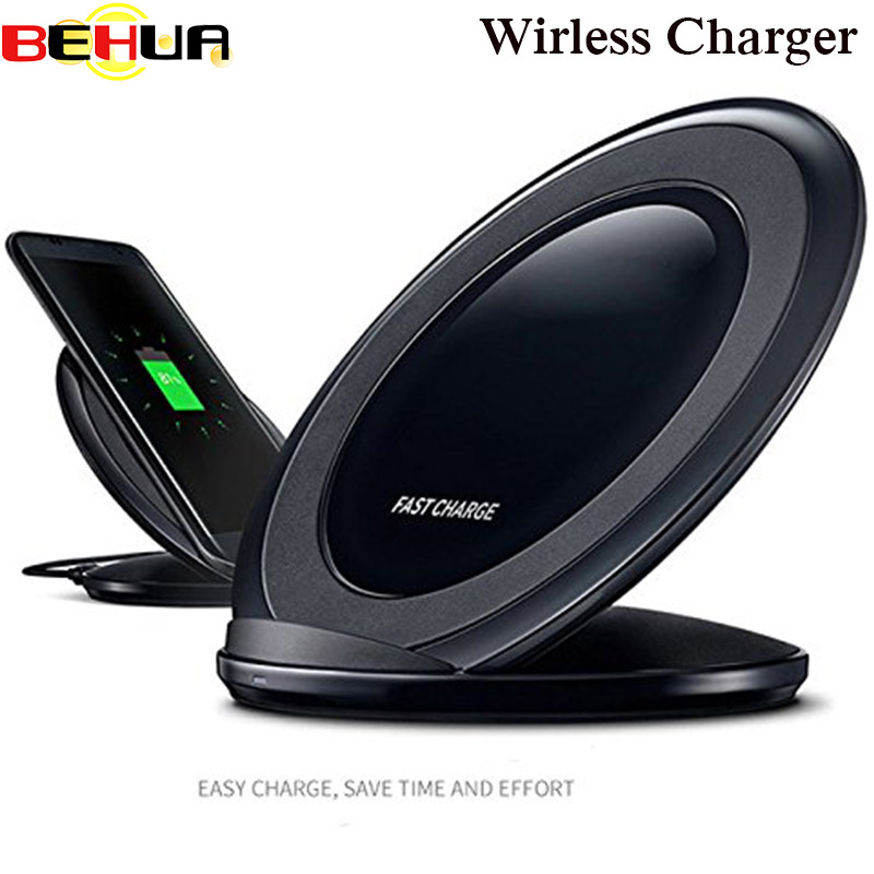 Wireless Fast USB Charger Stand Dock overcharge Protection