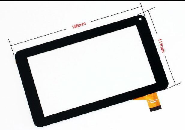 7New touch screen panel wolder mitab hop! Tablet Digitizer Glass   Sensor replacement Free Shipping