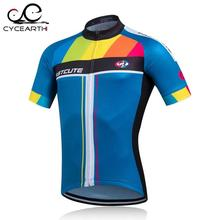 FASTCUTE 2016 short sleeve cycling jersey summer shirt bicycle clothes cycling clothing only jersey Ropa Ciclismo
