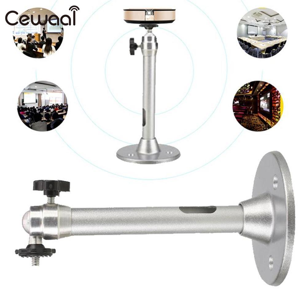 Techo Soporte Extensible Soporte Resistente Plata aleaci/ón de Aluminio LCD Colgante
