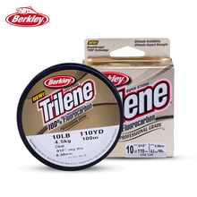 Berkley 100% Fluorocarbon Professional Grade 110YD Leader Tippet Sinking Invisible Abrasion Resistant Engineered Fishing Line