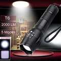Super G700 Tactical Flashlight LED Military Lumitact Alonefire