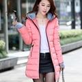 Casaco jaqueta de inverno das mulheres fêmea magro longo genuína pena acolchoado jaqueta casaco de inverno mais grosso casaco outwear