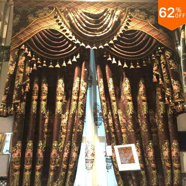 Most new heavy Luxury magnetic curtain with magnet window rods heart mosquito door hotel crystal bead curtain curtains kitchen