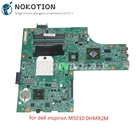 NOKOTION PC Motherboard For Dell Inspiron 15R M5010 Main Board CN-0HNR2M 0HNR2M HNR2M 48.4HH06.011 HD4650 Graphics Free cpu
