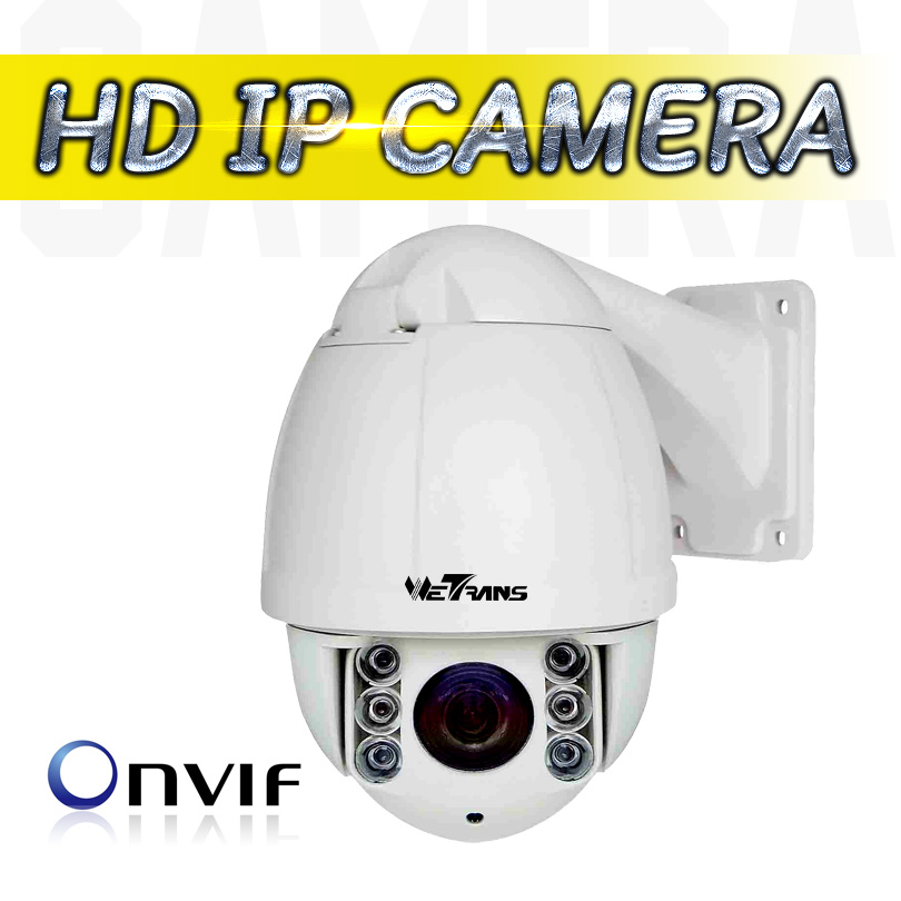 WETRANS IP PTZ Camera 4 Mini ONVIF Cloud P2P H.264 Indoor Outdoor 10X Zoom 50m Night Vision High Speed Dome IP Camera Full HD ptz ip camera 1080p onvif h 264 3x zoom full hd p2p indoor plastic dome 15m ir night vision 2mp p2p surveillance camera