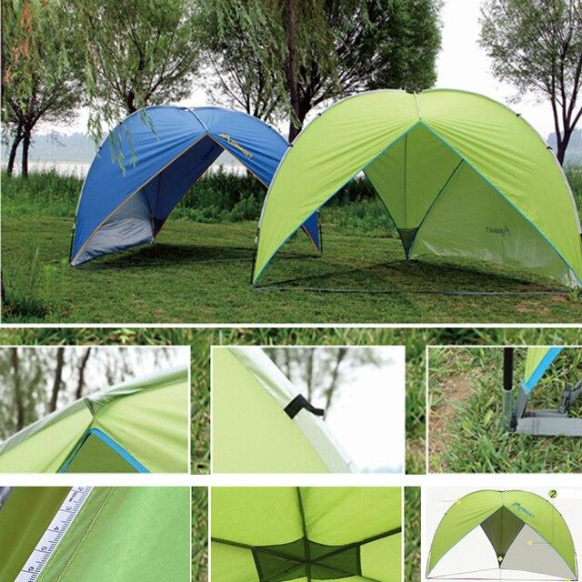 abri instantan camping en plein air tente tanche tanche la pluie de p che plage pique nique. Black Bedroom Furniture Sets. Home Design Ideas