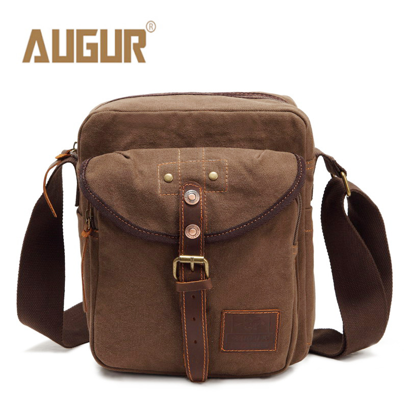 AUGUR Casual Men Messenger Bags Luxury Brand Man Shoulder Bag for Men Canvas Crossbody Bag Designer Handbags High Quality flash sale 2017 bld brand men casual messenger bag high quality canvas shoulder bags for men business travel crossbody bag