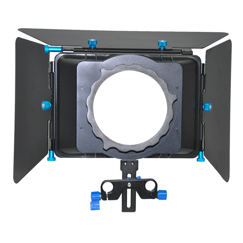 85mm Black Metal DSLR Camera Matte Box For Nikon Lens Canon Cameras rovertime rovertime rtm 85