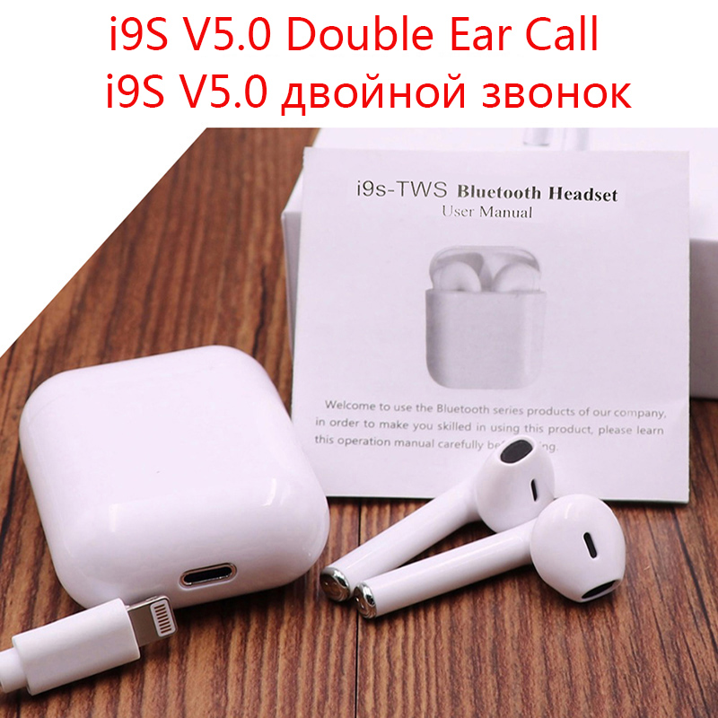 TWS-I9S-Mini-Wireless-Bluetooth-Earphones-Headset-Stereo-Earbuds-With-Charging-Box-For-Android-iPhone-6