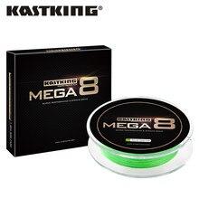 KastKing Mega8 örgülü olta 137M 274M 457M gelişmiş 8 iplikçikler İnşaat 10-80LB 4.6-36.4LG sıfır bellek bas