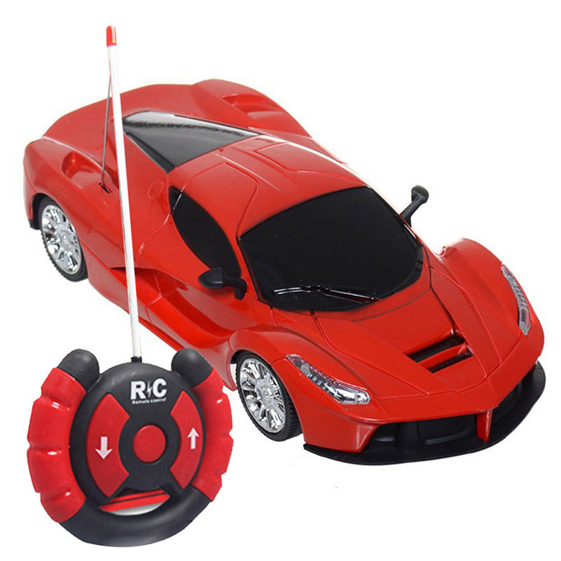 1 20 Scale Simulation Super Racing Cars With Beautiful: 20cm 1:24 Scale Model Simulation Supercar Toys 2 Channel