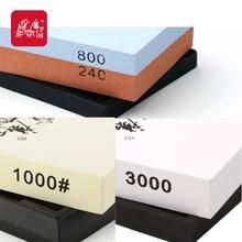 Grinder haushaltsdoppelseitigen schleifstein t0851w professionelle messerschärfer 800/240 grit-schleifscheibe stein taidea produktion
