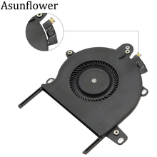 Asunflower Laptop A1706 CPU Cooler Cooling Fan For Macbook Pro Retina 13