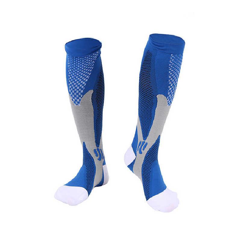 Компрессионные носки для мужчин и женщин лучший Градуированный спортивный