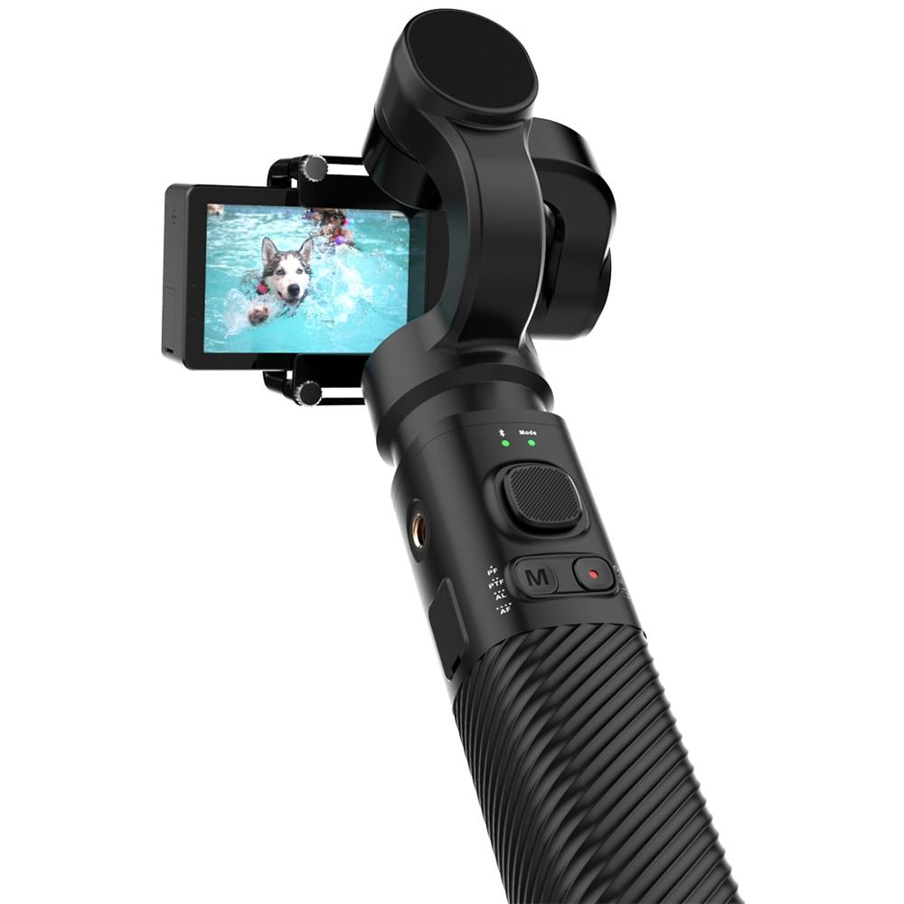 SJCAM GIMBAL 3 Axis Stabilizer Bluetooth Control Type C SJ-Gimbal 2 Handheld monopod for SJ6 SJ7 SJ8 Pro/Plus/Air Action Camera wewow sport x1 handheld gimbal stabilizer 1 axis for gopro hreo 3 3 4 smartphone iphone 7 plus yi 4k sjcam aee action camera