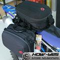 ¿ Cómo-sí multifunción riding viajes equipaje moto racing herramienta cola bolsas bolsas alforjas motocicleta alforjas moto side