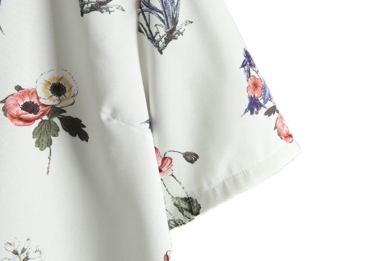 HTB1LUUtLVXXXXamaXXXq6xXFXXXQ - women sweet floral print loose shirts short sleeve blouse