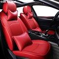 Автомобиль для путешествий на заказ из натуральной кожи чехол автокресла для BMW F10 F11 F15 F16 F20 F25 F30 F34 E60 E70 E90 1 3 4 5 7 серии GT X1 X3 X4
