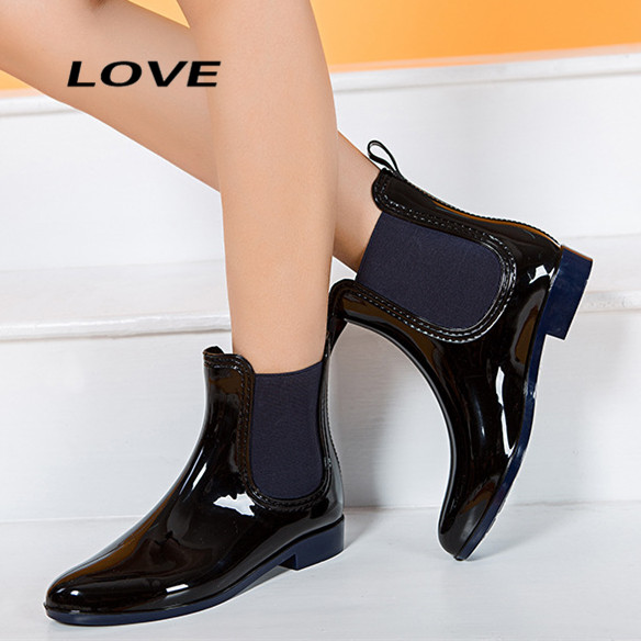 Popular Low Rain Boots-Buy Cheap Low Rain Boots lots from China ...