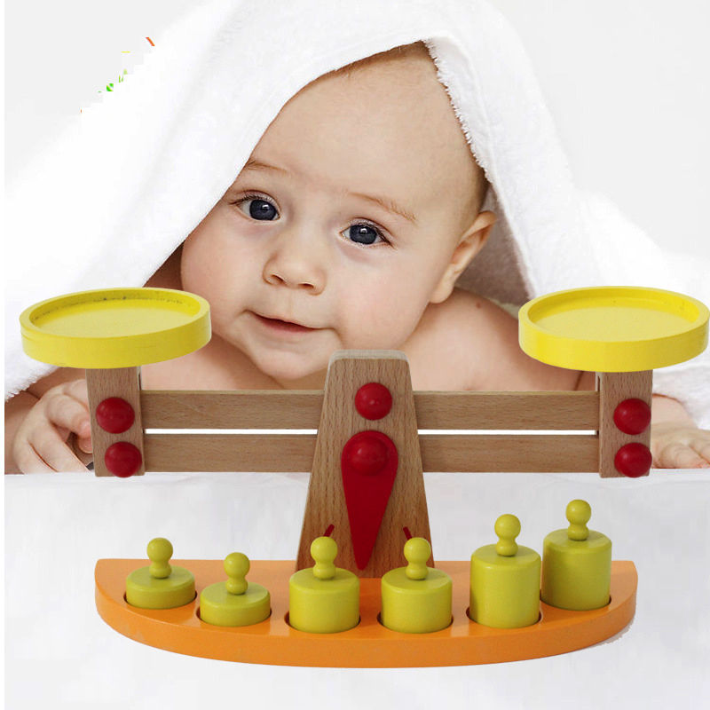 2017 Montessori Educational Wood toys Kitchen Montessori ...