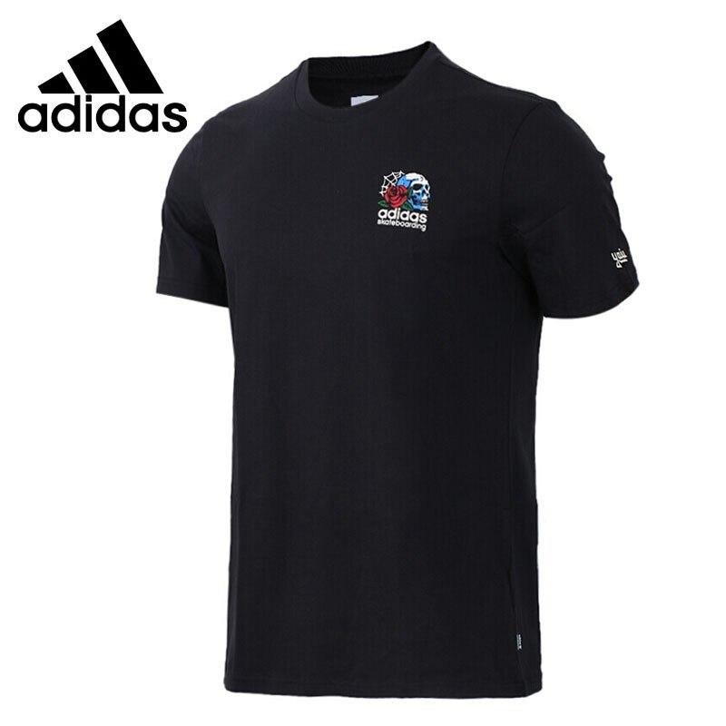 T-shirts Zielsetzung Original Neue Ankunft 2018 Adidas Originals Fesseln T Männer T-shirts Kurzarm Sportswear Fortgeschrittene Technologie üBernehmen