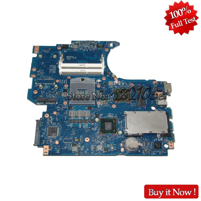 NOKOTION 670795-001 Laptop motherboard For HP probook 4530s Main Board HM65 DDR3 with Discrete Graphics Tested nokotion laptop motherboard for dell vostro 3500 cn 0w79x4 0w79x4 w79x4 main board hm57 ddr3 geforce gt310m discrete graphics
