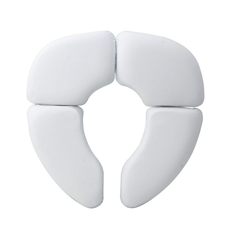 Soft Portable Folding Child Baby Toilet Seat Soft Potty Chair Pad Cushion Training