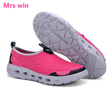 hot sale summer Women Running Shoes Men Breathable Sneakers Zapatillas mujer Deportivas Lovers Trainer Athletic run Sport Shoes