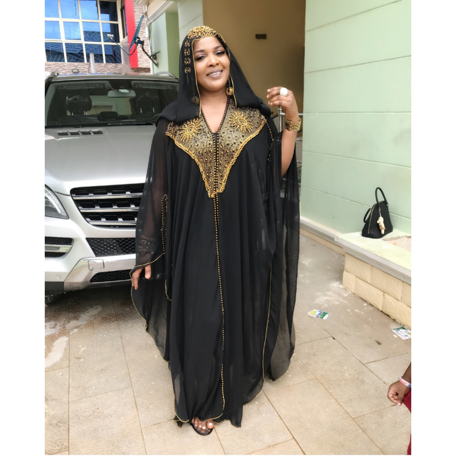 2019 New Arrival Sexy Fashion Style African Women Autumn Plus Size Long Dress