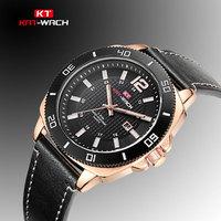 KAT-WACH Men's   Digital     Watches   Waterproof Military Outdoor Sport   Watch   Striped Wrist   Watch   Relogios Masculinos KT8003