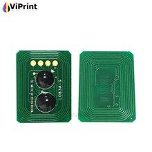 4 шт. тонер-картридж чип для OKI Okidata C710 C711 порошок для лазерного принтера заправка сброс Япония регионы версия